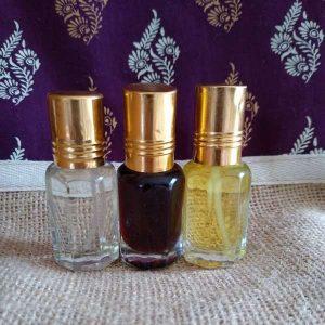Parfums naturels de l'Inde