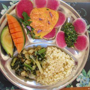 Réservation Repas Vegetariens